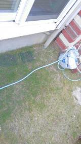 お庭の水やりは伸びるホース『ウェーブGホース』に決まり!の画像(1枚目)