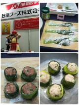 ホビークッキングフェアの料理教室に参加 ②の画像(5枚目)