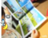 「☆ 株式会社ジャストシステムさん cocoal(ココアル)見開き幅56cmのワイドサイズのフォトブック で 子供の成長記録を一冊に!これで19冊目。」の画像(8枚目)