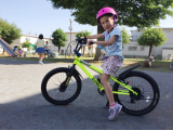 D-Bike Xstreet 20 で公園へ♪の画像(3枚目)
