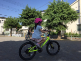 D-Bike Xstreet 20 で公園へ♪の画像(5枚目)