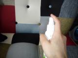 光触媒 ナノティーミストスプレー 試しました! 除菌消臭抗菌のスプレーの画像(1枚目)