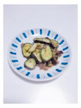 『お野菜にまる なすのコク旨たれ (マルトモ)』の画像(2枚目)