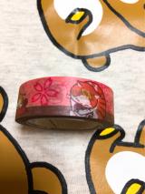 ♡開運福猫太郎マスキングテープ♡の画像(3枚目)