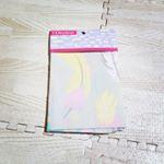 カリンピア様のデザイン手ぬぐいをモニターをさせていただきました! ■綿100%■サイズ(約):縦330×横900mmこちらはセリアで取り扱っている商品です。私は羽根の柄をいただ…のInstagram画像