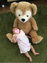 1ヶ月健診と赤ちゃんをまもる力の画像(1枚目)