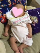 1ヶ月健診と赤ちゃんをまもる力の画像(2枚目)