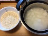 ホシサンのあまざけ麹を使って、甘酒作りの画像(8枚目)
