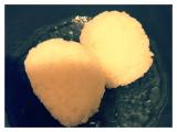 「塩握りがこんなにおいしいなんて♡海の精さんのあらしお♡」の画像(2枚目)