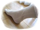 シルクの5本指靴下♪の画像(6枚目)
