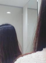 「~【モニター】水素のトリートメント全4回終了・髪のツヤが半端ない♥~」の画像(4枚目)
