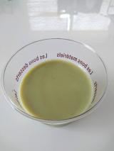 玉露園 濃いグリーンティーを使ってプリンを作ってみました♪の画像(8枚目)