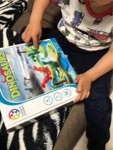 知育玩具)恐竜アイランドの画像(1枚目)
