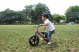 2歳からのチャレンジバイク!!!の画像(3枚目)