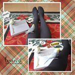 .ルル&メル:『LALASLIM』を履いたら、ママの脚がいつもより細くなったぞ!🐥🐥😉RURU&MERU:Dopo aver indossato のInstagram画像