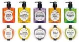 贈り物にもピッタリ!5種類の香りから選べるハンドソープ&クリアソープ『オーラセント』③の画像(5枚目)