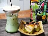 ●モニプラ●夏になると飲みたくなる♪【濃い抹茶味がおいしい『濃いグリーンティー』の画像(6枚目)