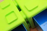 イスやテーブルとしても使える収納ボックス、リトルプリンセスのchillafishブロックBOX&ボックストップ(レビュー)の画像(10枚目)