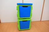 イスやテーブルとしても使える収納ボックス、リトルプリンセスのchillafishブロックBOX&ボックストップ(レビュー)の画像(8枚目)