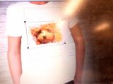 チャロのTシャツを作ってみた。の画像(4枚目)