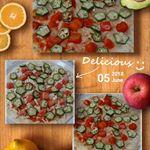 冷凍食品がると便利なのよねぇ~。。 食べ盛りの子どもがいると、手軽に作れる冷凍ピザは我が家のストック品(笑) 🍕薄焼きの本格ピザはオーブントースターで冷凍のまま焼くだけ。こんがりカリッとした生…のInstagram画像