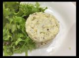 新じゃがで華やかに粒マスタード入りポテトサラダとナポリタンでランチでした~の画像(5枚目)