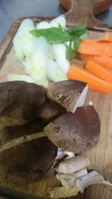 「和風クリームシチュー・銀のクリームシチュー食べ比べ」の画像(9枚目)