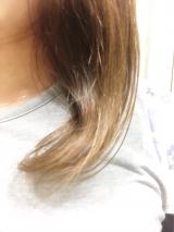 シズクコラーゲンでつやつやの髪を…の画像(7枚目)