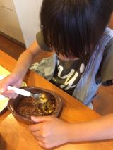 本格ターメリックライスにゴーダチーズをトッピング♡銀座キーマカリードリアの画像(10枚目)