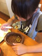 本格ターメリックライスにゴーダチーズをトッピング♡銀座キーマカリードリアの画像(9枚目)