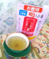 汗をかいたときにはたっぷり飲める『お徳用梅こんぶ茶』の画像(4枚目)