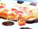 「美味しかった!!アクリブランド うす焼きピッツァ濃厚チーズとうす焼きピッツァトマトとモツァレラチーズ☆」の画像(6枚目)