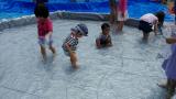 水遊び大好きな息子のために…の画像(1枚目)