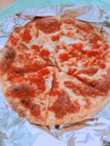うす焼きピッツァの画像(4枚目)