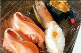 【合食】函館あさひ 紅鮭・焼さば・さけ茶漬フレーク♪の画像(2枚目)