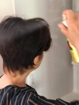 「大島椿でツヤツヤの髪へ。」の画像(6枚目)