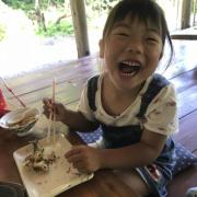 「お魚美味しい!」創業100周年記念第1弾!【こどもの笑顔あふれるおいしい食卓風景】写真コンテストの投稿画像