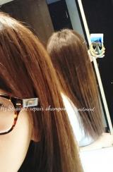 梅雨のくせ毛にプレミアムヘアケア♡Hz Straight repairの画像(8枚目)