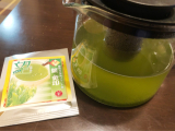 おためし♪静岡県産のこだわりの上級深むし茶3煎の画像(2枚目)