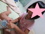 【1歳半からハキラだね♪】歯磨き後のご褒美作戦(^v^)♪の画像(4枚目)