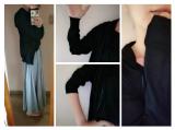 楽天セールで注目♡着るだけケアのバリアクール サマーニット UVカット パーカーの画像(3枚目)