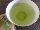 【モニター】静岡県産のこだわりの上級深むし茶3煎の画像(9枚目)