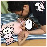 【Smart KISS YOU子供歯ブラシ】使ってみました♡の画像(2枚目)
