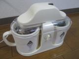 あずきと抹茶(^^♪ 2種の和風豆乳シャーベットの画像(3枚目)