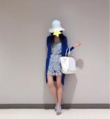 夢展望さんの総レースワンピースを着てみました!の画像(2枚目)