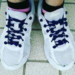 #COOLKNOT JAPAN 気になっていた #結ばない靴ひも #結ばなくてもいい靴ひも #coolknot を使わせていただきました。子供が靴紐を結ぶのや、解けてしまうのをいやがって履くのをやめた…のInstagram画像