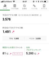 ♡アメトピ掲載御礼&CLIOさっしーカラーを100円で買う方法✩*.゚の画像(2枚目)
