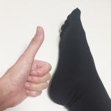 履きやすい シルク5本指ソックスの画像(8枚目)