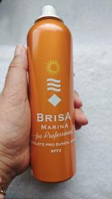 § BRISA MARINA サンオイルスプレー §の画像(9枚目)