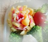 薄焼き卵で お花。の画像(3枚目)